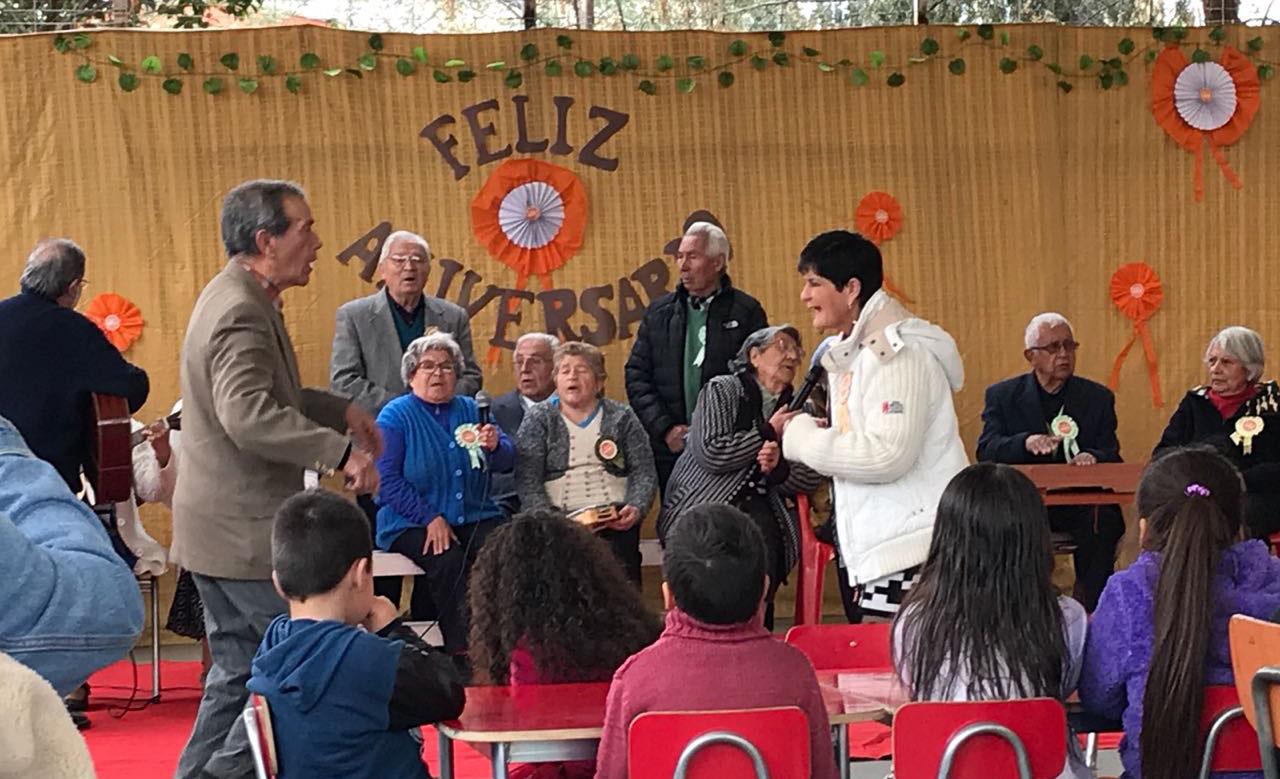 Centro Abierto Santa Adriana cumplio 35 años
