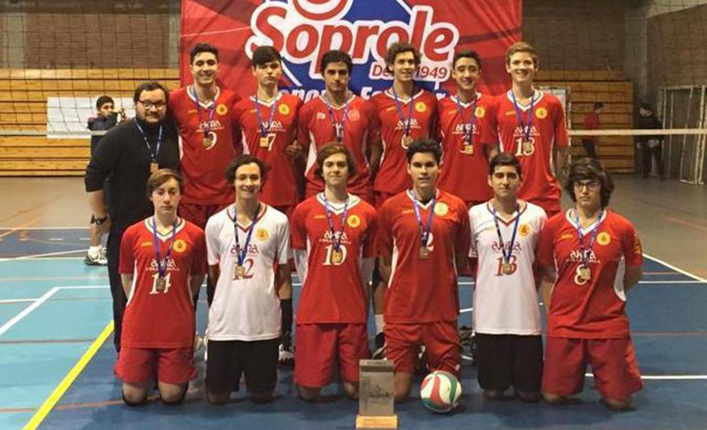 San Ignacio Campeón en voleibol superior