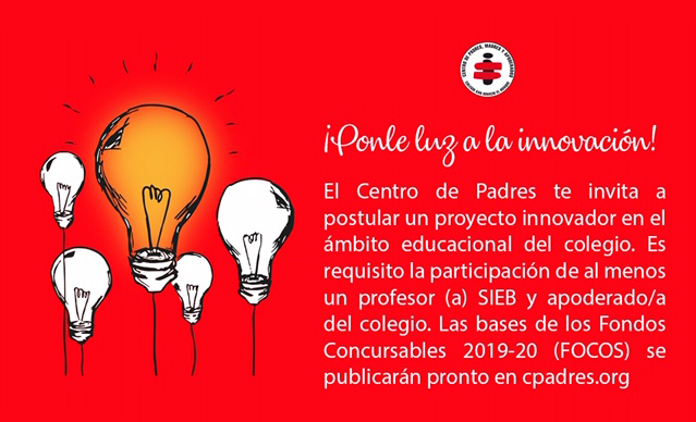 ¡Ponle luz a la innovación!