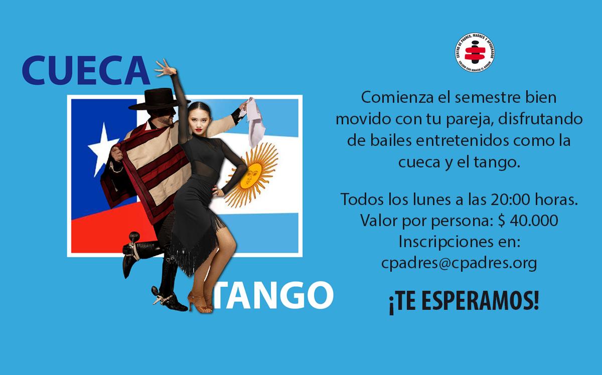 Aprende a bailar cueca y tango