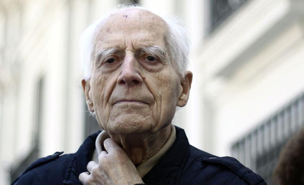 Pascua del padre José Aldunate sj (1917-2019)